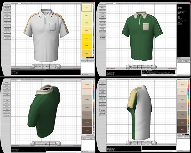 some ideas in our 3D garment design software, please get in touch.