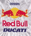 Red Bull / Ducati embroidery