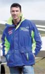 Suzuki jacket front