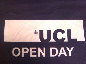 UCL Tablecloth