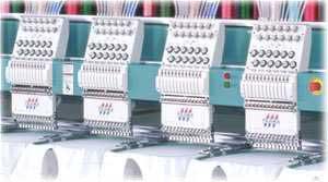 Tajima drop table embroidery machine