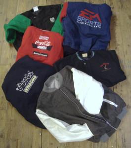 Bespoke baseball jackets
